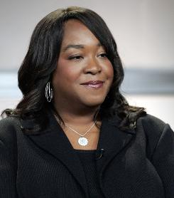 Shonda Rhimes is the creator of Grey's Anatomy and Private Practice.