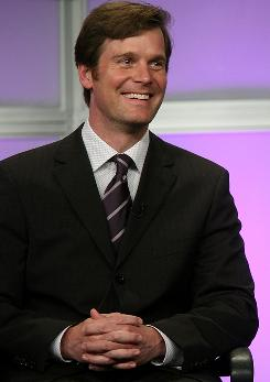 Peter Krause, shown in 2007, will star in NBC's Parenthood, based on the Ron Howard movie. ER's Maura Tierney and Baby Mama's Dax Shepard co-star.