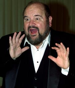 Dom DeLuise starred in several Mel Brooks films as well as other hit comedies of the 1970s and 1980s.