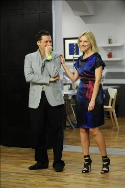 The Fashion Show co-host Isaac Mizrahi and guest judge Laura Brown of Harper's Bazaar will decide, along with co-host Kelly Rowland and New York Fashion Week organizer Fern Mallis, who makes the final cut.