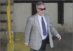 Former police officer Drew Peterson is a suspect in the disappearance of his wife, Stacy.