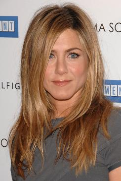 Aniston: Produces, stars in comedy.