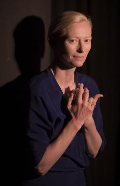 Scottish actress Tilda Swinton immersed herself in the world of her character Julia, an unrepentant and belligerent alcoholic.