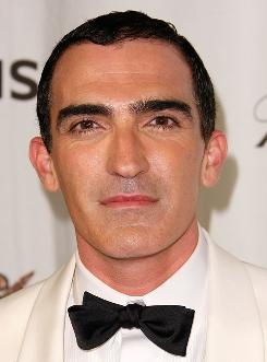 Patrick Fischler: Actor, foodie and soon-to-be new father.