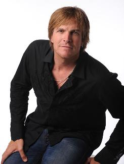 Honky tonking: Jack Ingram's Barefoot and Crazy is the first single from his new album, Big Dreams and High Hopes.