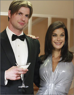 Jackson (Gale Harold) is headed back to Canada; Susan (Teri Hatcher) is defending her son MJ.
