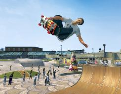 "Tony Hawk says Ride is ""the game I've always wanted to make."" He says that ""playing on the board is unlike any other game."""