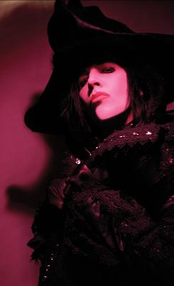 Marilyn Manson's The High End of Low is full of his usual brand of shock rock.
