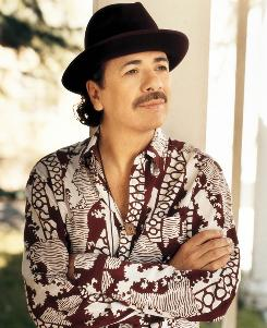 """The band won't know where we're going"": Expect surprises when Carlos Santana begins a two-year gig Wednesday at Las Vegas' Hard Rock Hotel."
