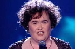 She can sing: Susan Boyle has advanced to the next round of Britain's Got Talent.