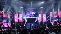 Kris Allen is announced winner of Season 8 of American Idol May 20 in Los Angeles.