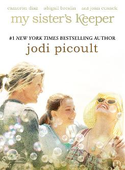 Cameron Diaz and Abigail Breslin star in the movie version of Jodi Picoult's My Sister's Keeper.