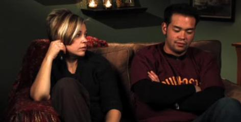 Jon and Kate Gosselin are putting it out there for all Jon &amp; Kate Plus 8 fans to see. But the marriage has shown signs of unraveling.