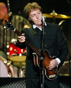 """""""I still love what I do"""": Paul McCartney has a busy schedule this summer."""