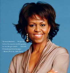 Michelle: A Biography by Liza Mundy is our critic's pick.