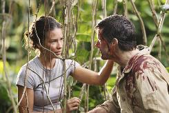 Lost (ABC): The island drama, with Evangeline Lilly and Matthew Fox, took viewers on a time-tripping thrill ride this season. 