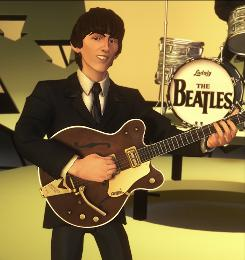 The Beatles: Rock Band gives George Harrison and the boys a new stage to star on.