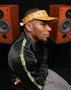 """The quality, clarity and ambition are there"": Rapper and film star Mos Def will release his fourth studio album, The Ecstatic, on Tuesday. ""I want to give people some truth and positive heart lift,"" he says."