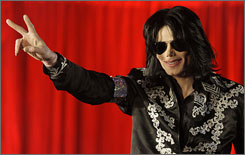Michael Jackson is facing a $40 million lawsuit from Allgood Entertainment.