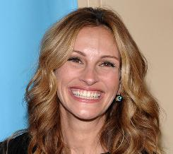 Julia Roberts went to bat for Paul Newman's Hole in the Wall camps for ill children.