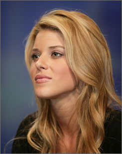 Former Miss California USA Carrie Prejean lost her title because she failed ...