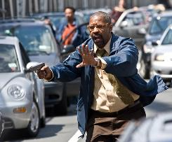 Out Friday: Denzel Washington stars in The Taking of Pelham 1 2 3, a remake of the 1974 thriller.