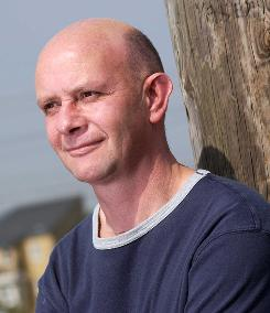 Nick Hornby's new novel follows the story of a reclusive musician who gets involved with a woman via e-mail.