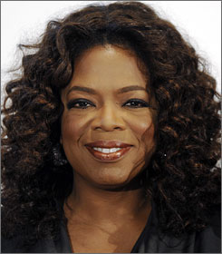 Oprah Winfrey opened the $40 million school in 2007.