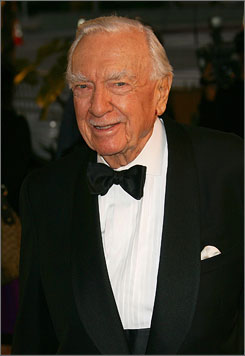 Online outlets are reporting that iconic newsman Walter Cronkite is seriously ill, but his longtime network home, CBS, is keeping quiet on his condition.