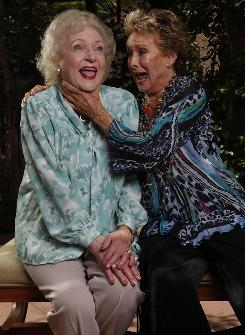 Just a gag: Betty White and Cloris Leachman are still getting laughs 30 years after The Mary Tyler Moore Show. White stars in The Proposal and Leachman won fans on Dancing With the Stars.