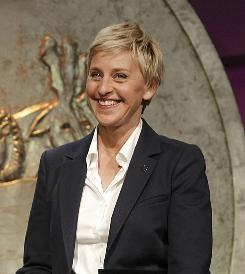 Talk-show host and comedian Ellen DeGeneres hosts her third variety special Saturday on TBS.