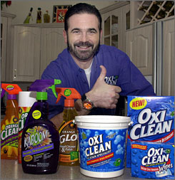 Billy Mays, who would have turned 51 on July 20, was found dead at home Sunday. An autopsy is scheduled for Monday.