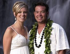 Kate Gosselin and her high-profile troubled marriage to Jon shot to the top of USA TODAY's Celebrity Heat Index for the month of June.