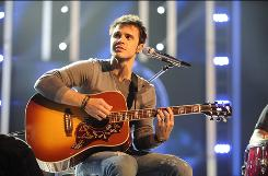 Idol winner Kris Allen will sing a set of five songs, including The Beatles' Hey Jude.