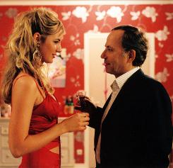 Bertrand (Fabrice Luchini) falls for Audrey (Louise Bourgoin) against the advice of his bodyguard/friend.
