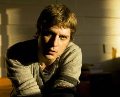 """If you listen to the first Matchbox record, you'll hear a lot of growling,"" says Rob Thomas, who is out with his second solo album, Cradlesong. ""But after years of playing, you learn how to nuance your voice."""