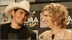 Brad Paisley and Alison Krauss are headed to the White House to perform in the White House Music Series.