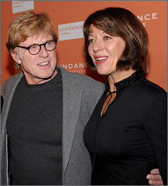 Robert Redford married German artist  Sibylle Szaggars in her hometown of Hamburg on Saturday.