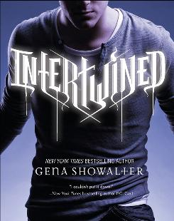 Gena Showalter's Intertwined is one of the titles in the new Harlequin Teen series, a first for the publisher of romance novels.