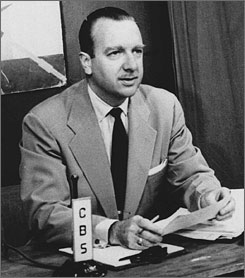 In the days of just three TV networks and no cable, millions of families turned to Walter Cronkite for their news.