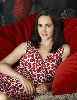 Sophie Kinsella's latest novel, Twenties Girl, features a ghost that visits one of the author's typical lovelorn young Londoners.