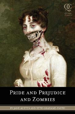 Best-selling Pride and Prejudice and Zombies, Seth Grahame-Smith's send-up of the Jane Austen novel, has started a monster of a trend.