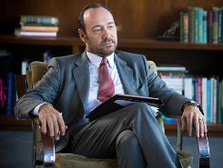 Kevin Spacey stars as a troubled Hollywood psychiatrist in the satirical Shrink.