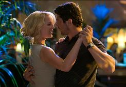 It's a familiar dance as opposites Katherine Heigl and Gerard Butler discover they are meant for each other.