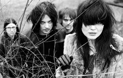 The Dead Weather gathers other-band members Jack Lawrence, left, Jack White, Dean Fertita and Alison Mosshart.