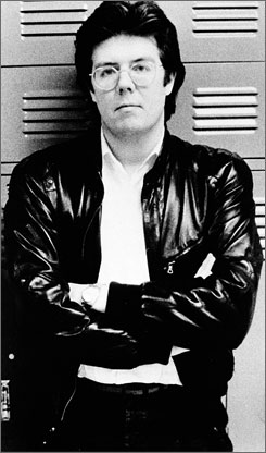 Director John Hughes is known for films such as Sixteen Candles and The Breakfast Club.
