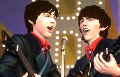 Among the blockbusters: The Beatles: Rock Band, with Paul and George (and John and Ringo) is due Sept. 9.
