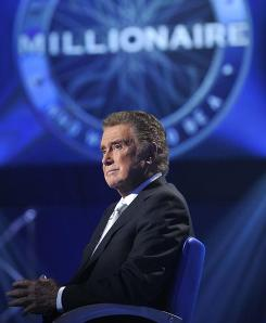 Regis Philbin returned for 10th anniversary of Who Wants to Be a Millionaire, but only 7 million viewers did.