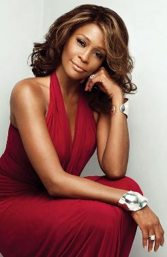 Whitney Houston's new songs have drawn raves from celebrities and radio listeners amid a big new-album rollout by her label, Arista.