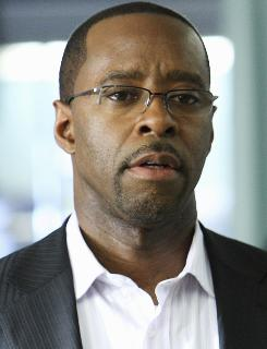 FlashForward has a large, diverse cast, with 11 series regulars, including Courtney B. Vance.
